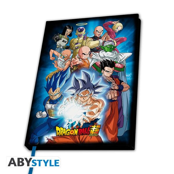 Pack Regalo Taza + llavero + Libreta Dragon Ball Super