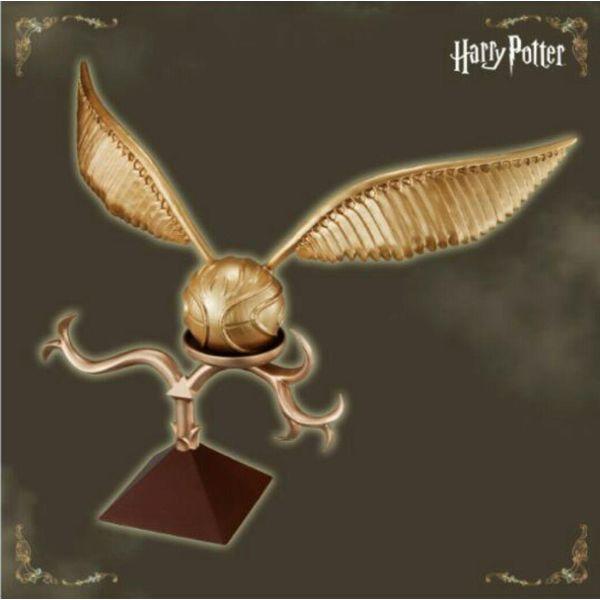 Figura Snitch Dorada Harry Potter