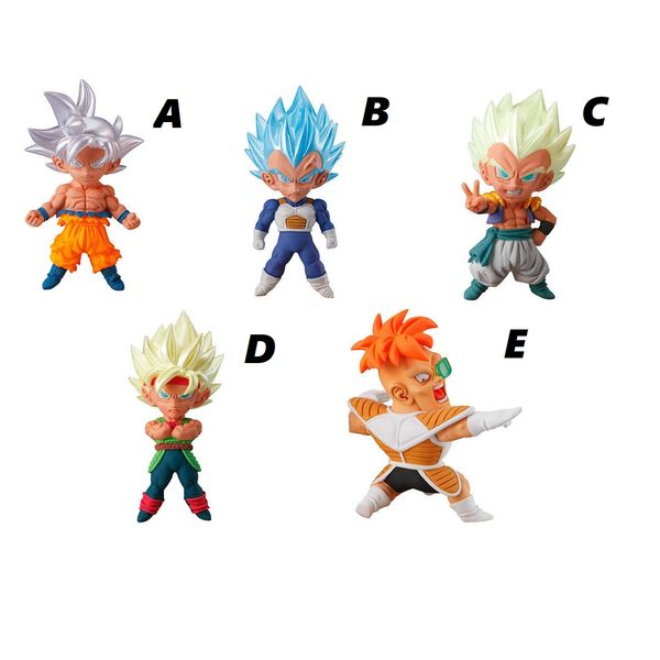 Gashapon Dragon Ball Super UDM Burst 34