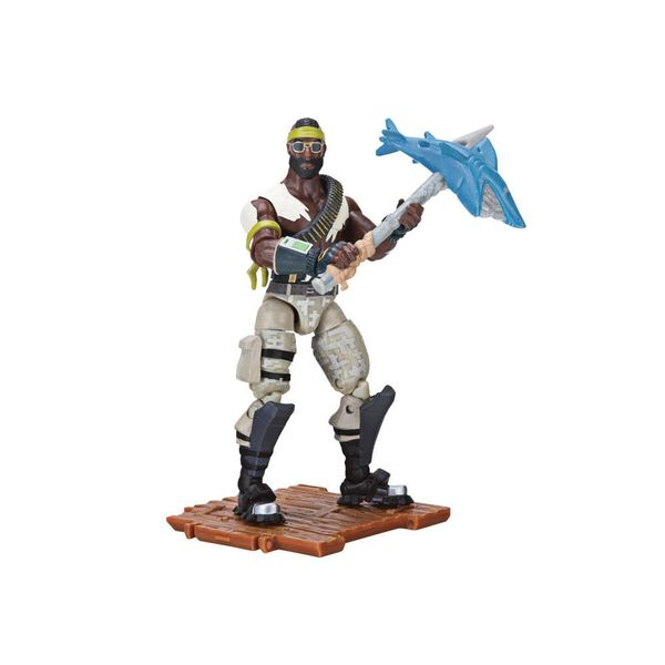 Figura Bandolier Solo Mode Fortnite