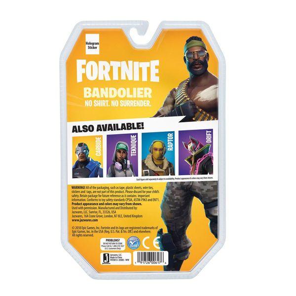 Figura Bandolier Solo Mode Fortnite