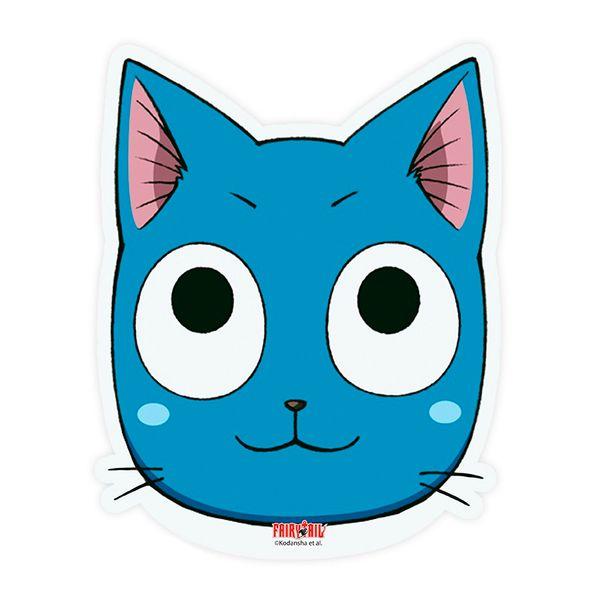 Alfombrilla de ratón Happy Fairy Tail