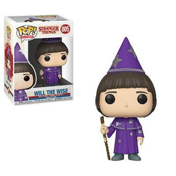 Funko Will The Wise Stranger Things POP!