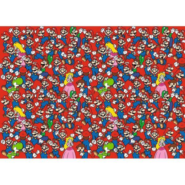 Puzzle Super Mario Bros Challenge 1000 Piezas