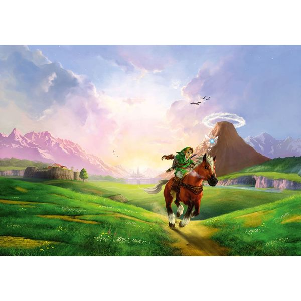 Puzzle 1000 Pieces The Legend of Zelda Ocarine of Time