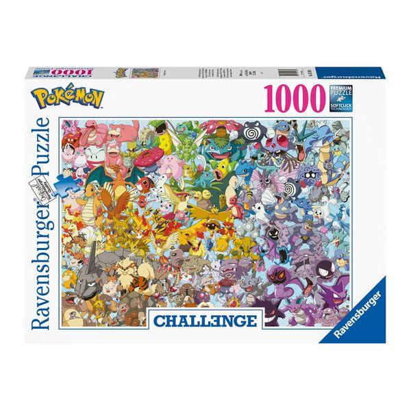 Puzzle 1000 Piezas Pokémon Challenge Group