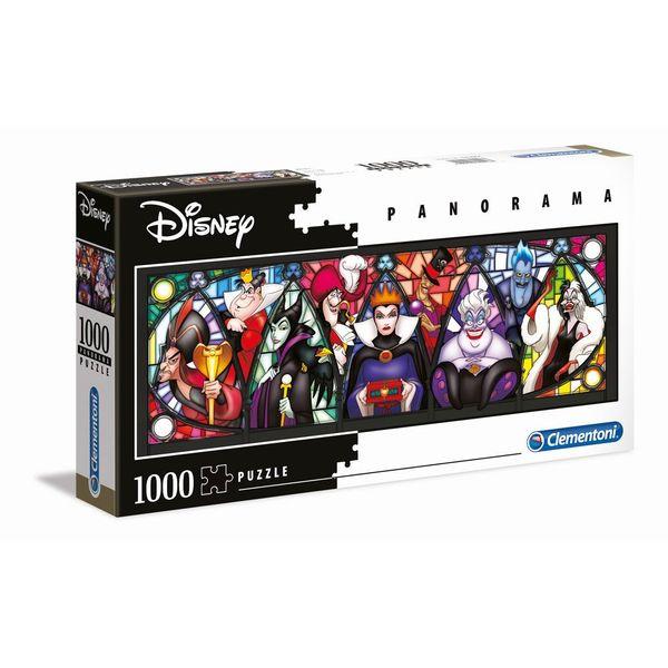 Puzzle Villanos Disney Panorama 1000 Piezas