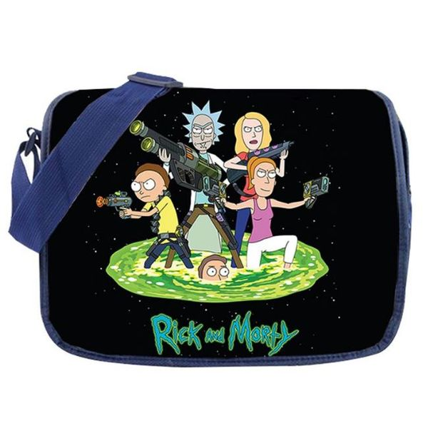 Bag Family - Rick & Morty
