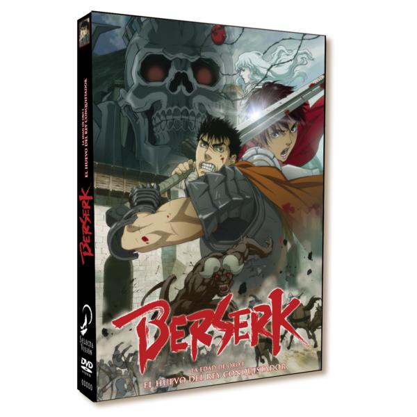 Berserk: La Edad De Oro I - El Huevo Del Rey Conquistador DVD