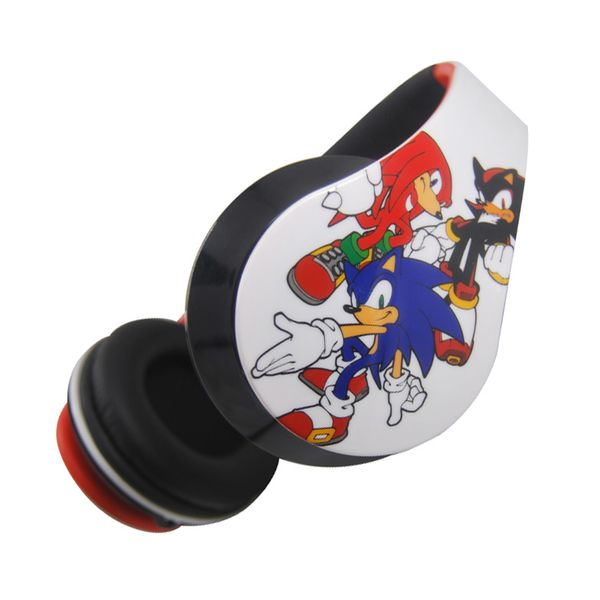 Auriculares Sonic Gaming Rojo