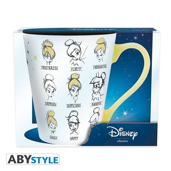 Taza Campanilla Peter Pan Disney 250 ml