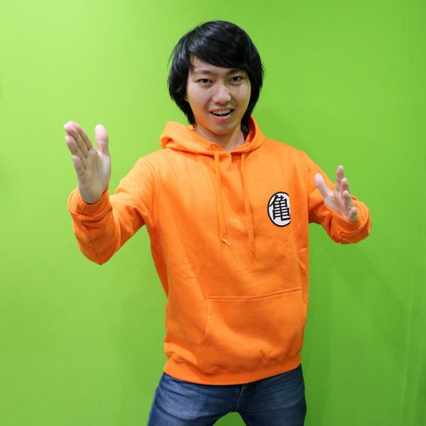 Kanji Kame Sweatshirt Dragon Ball Z