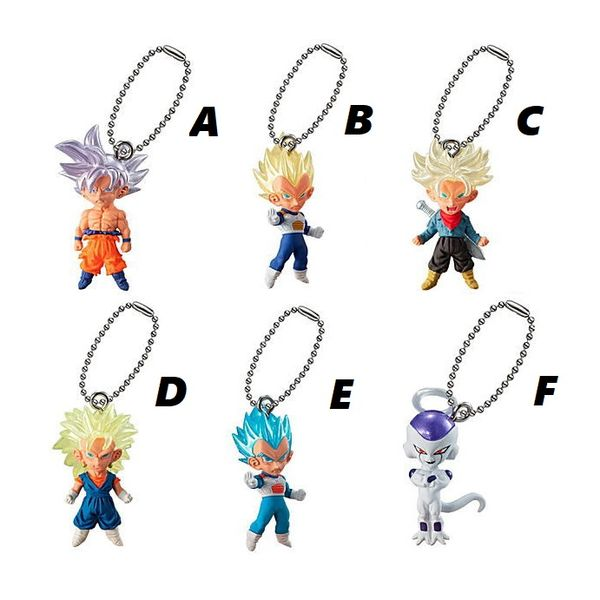 Gashapon Dragon Ball Super UDM The Best 30