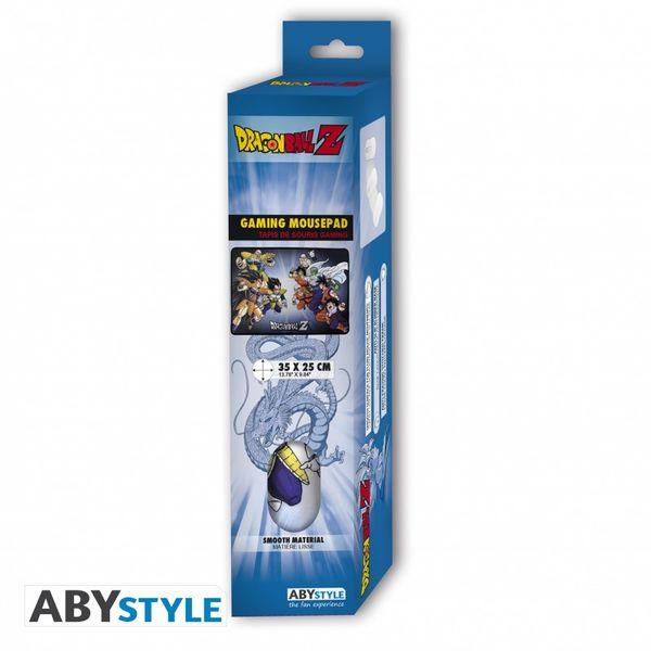 Alfombrilla Gaming Saiyans Dragon Ball Z