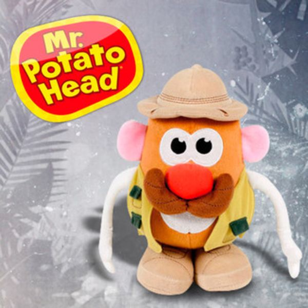 Peluche Mr. Potato Safari Mr. Potato Head