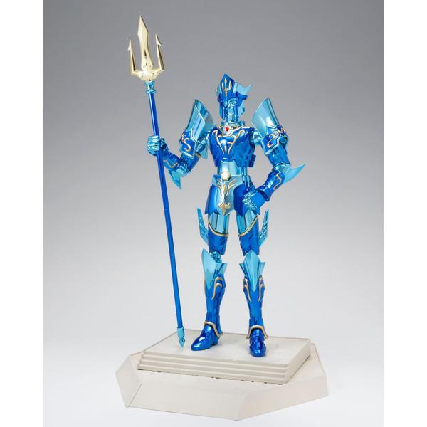 Myth Cloth Poseidon 15th Anniversary Saint Seiya