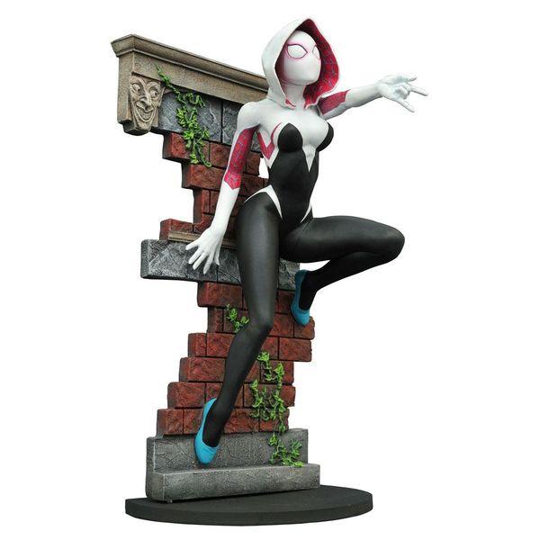Figura Spider Gwen Marvel Gallery Marvel Comics