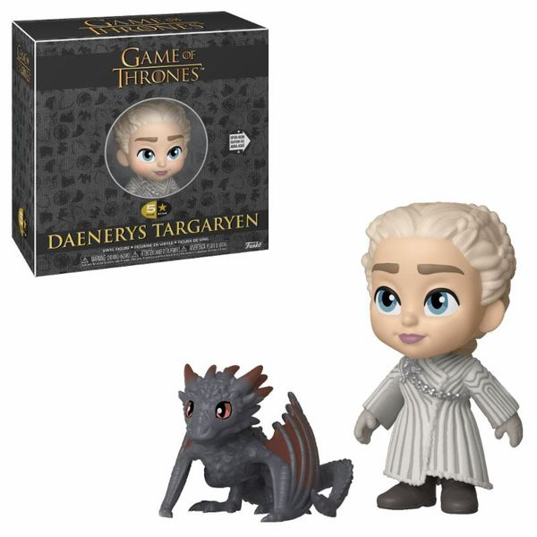 Figura Daenerys Targaryen Juego De Tronos 5 Star