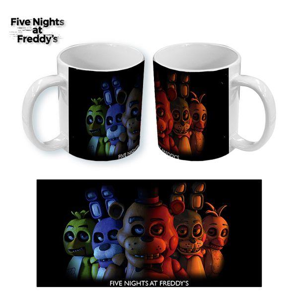Taza Five Nights at Freddy's #02