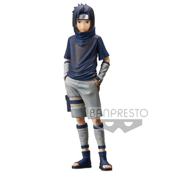 Figura Sasuke Uchiha Grandista Shinobi Relations Naruto
