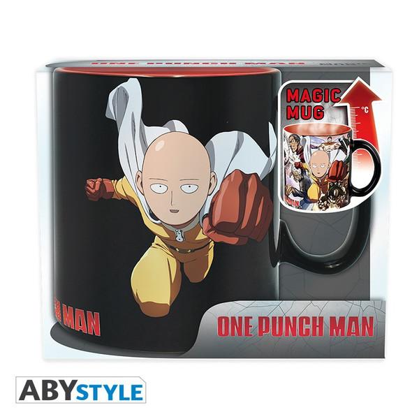 Taza térmica One Punch Man