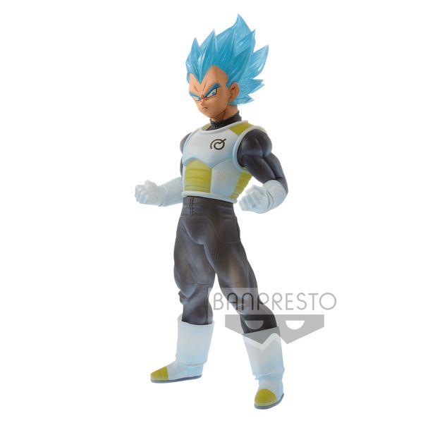 Figura Vegeta SSGSS Clearise Dragon Ball Super