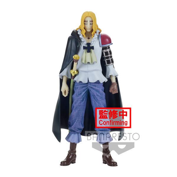 Basil Hawkins Figure One Piece The Grandline Men Wanokuni Vol 16