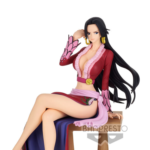 Figura Boa Hancock One Piece Grandline Journey