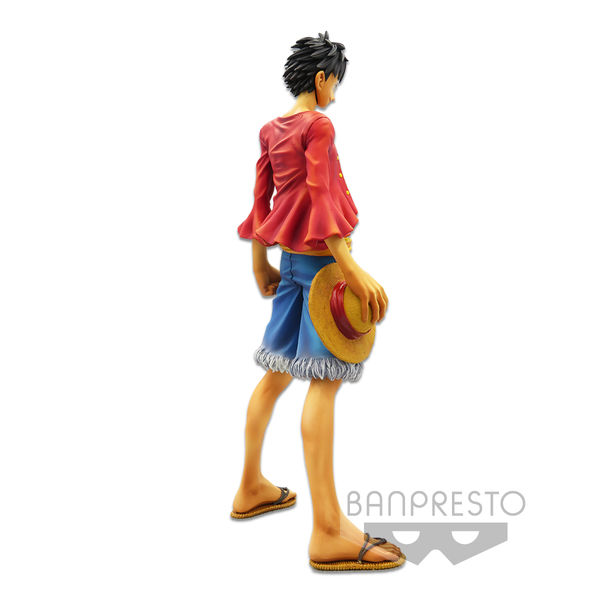 Figura Monkey D Luffy One Piece Chronicle Master Stars Piece