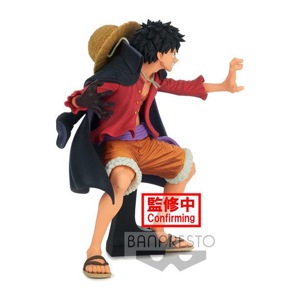 Monkey D Luffy Wanokuni II Figure One Piece King Of Artist