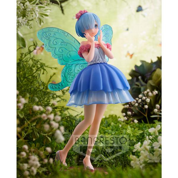 Rem Fairy Elements Figura Re Zero Espresto