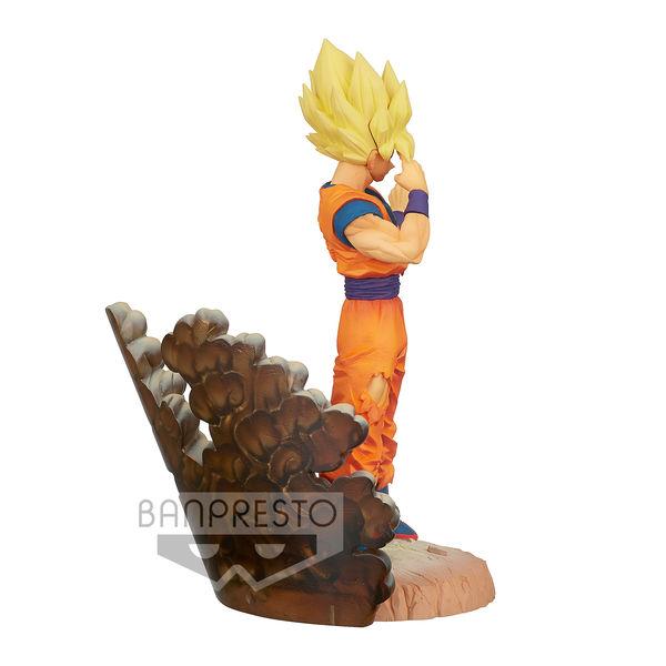 Figura Son Goku SSJ History Box Vol 2 Dragon Ball Z