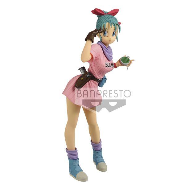 Figura Bulma III version A Dragon Ball Glitter & Glamours