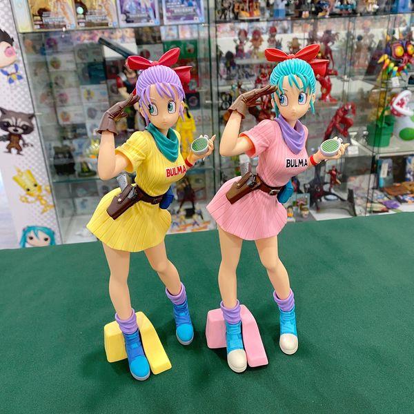 Figura Bulma III version B Dragon Ball Glitter & Glamours