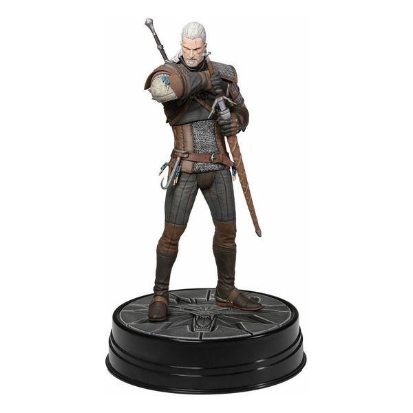 Figura Geralt Heart of Stone Deluxe Witcher 3 Wild Hunt