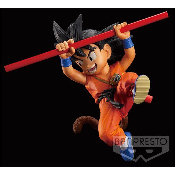 Figura Goku Kid Dragon Ball Super Goku Fes Vol 4