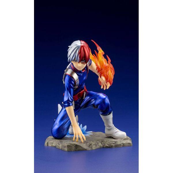 Shoto Todoroki Limited Edition Figure My Hero Academia ARTFXJ