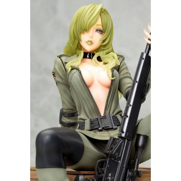 Figura Sniper Wolf Metal Gear Solid Bishoujo