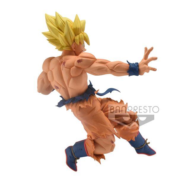 Son Goku SSJ Figure Dragon Ball Super Drawn by Toyotaro!! Father Son Kamehameha