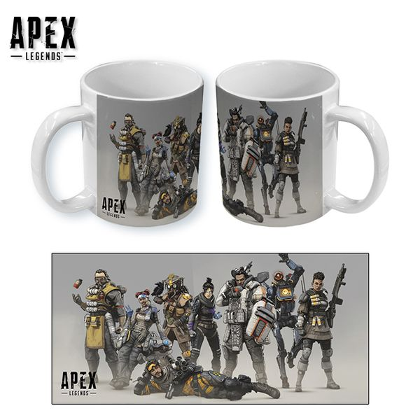Taza Apex Legends Group