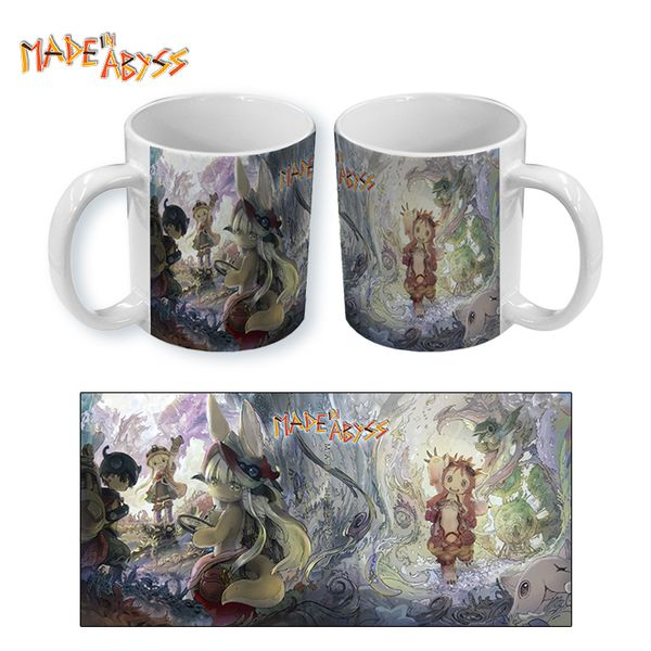 Taza Made in Abyss Path