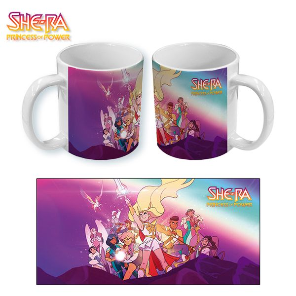 Taza She-Ra Poster