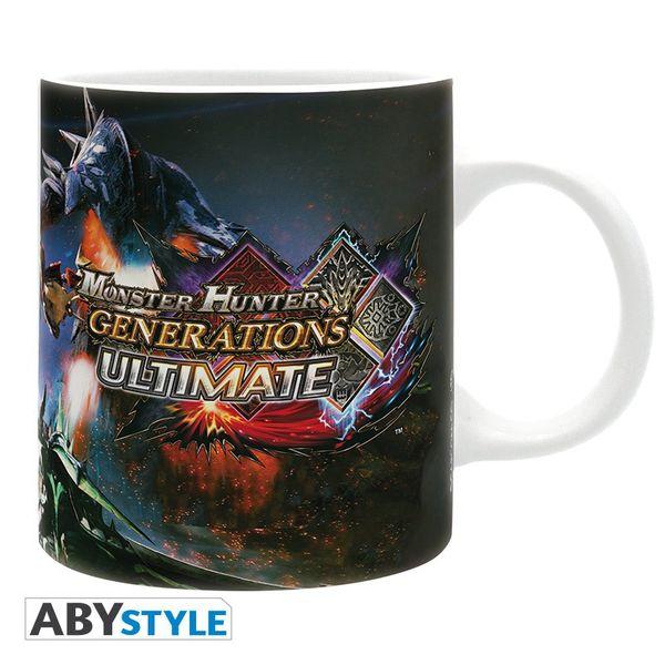 Taza Monster Hunter Generations Ultimate