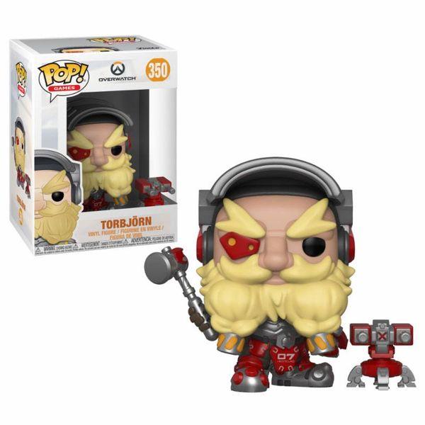 Funko POP! Torbjorn Overwatch