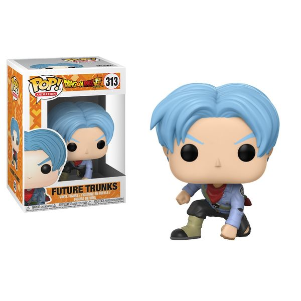 Funko Trunks del Futuro Dragon Ball Super