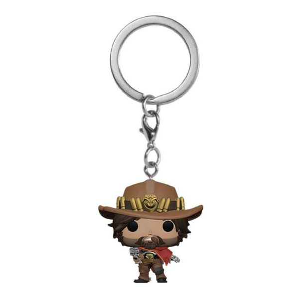 Llavero McCree Overwatch POP!