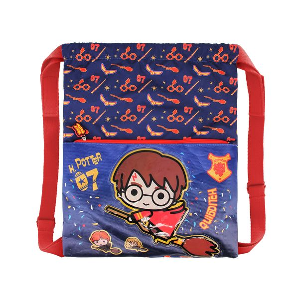Mochila Gym Quidditch Harry Potter