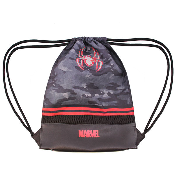 Mochila Saco Spiderman Marvel Comics
