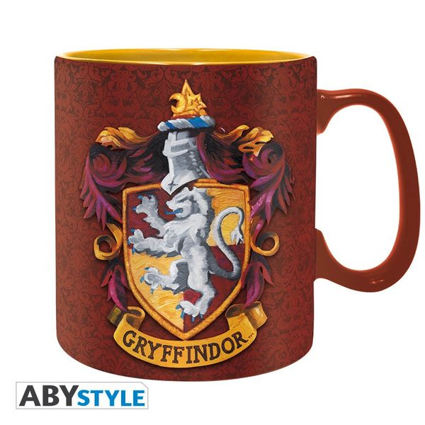 Taza Harry Potter Gryffindor Song