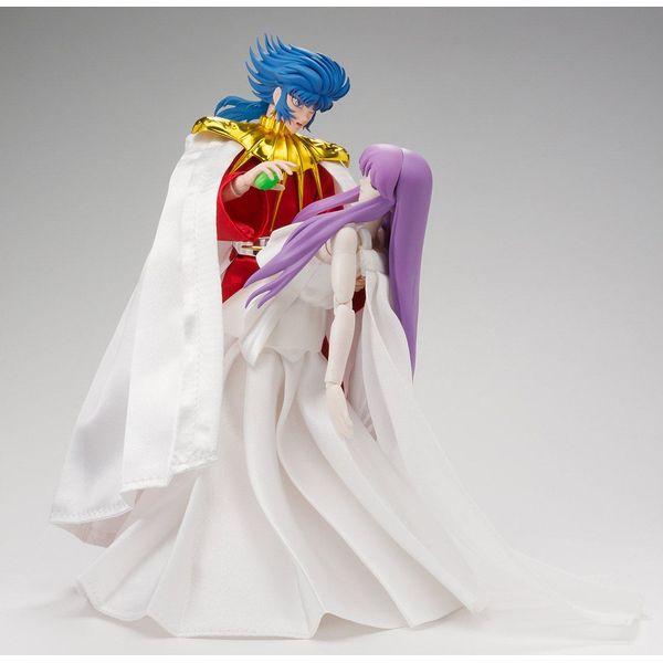 Myth Cloth Dios Abel y Diosa Atenea Set